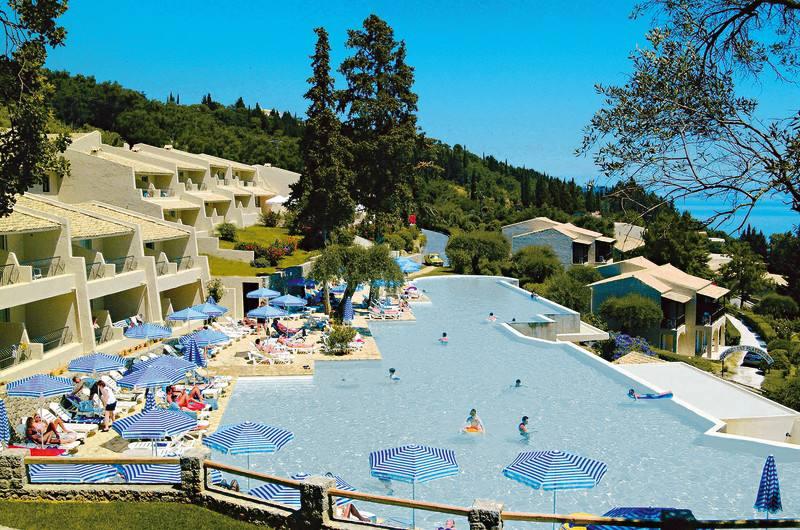 Hotel SENTIDO Aeolos Beach Resort - Perama - Corfu